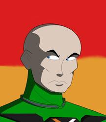 Lex Luthor Headshot