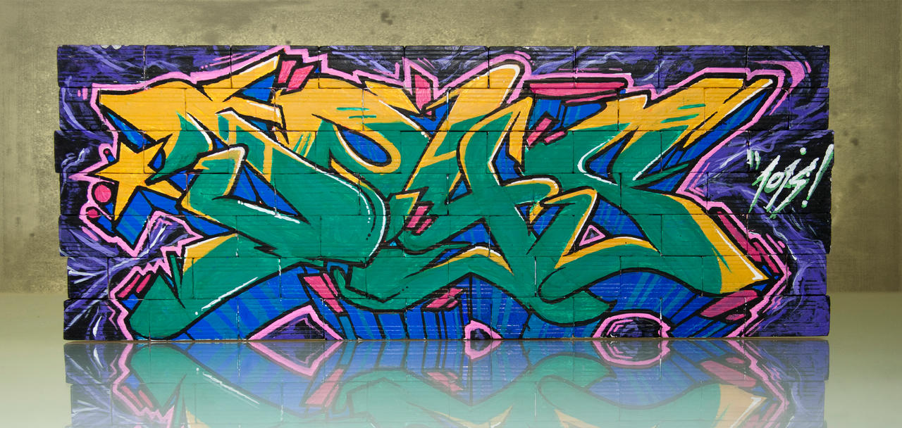 joys_WALL_to_WALL_1 by jois85
