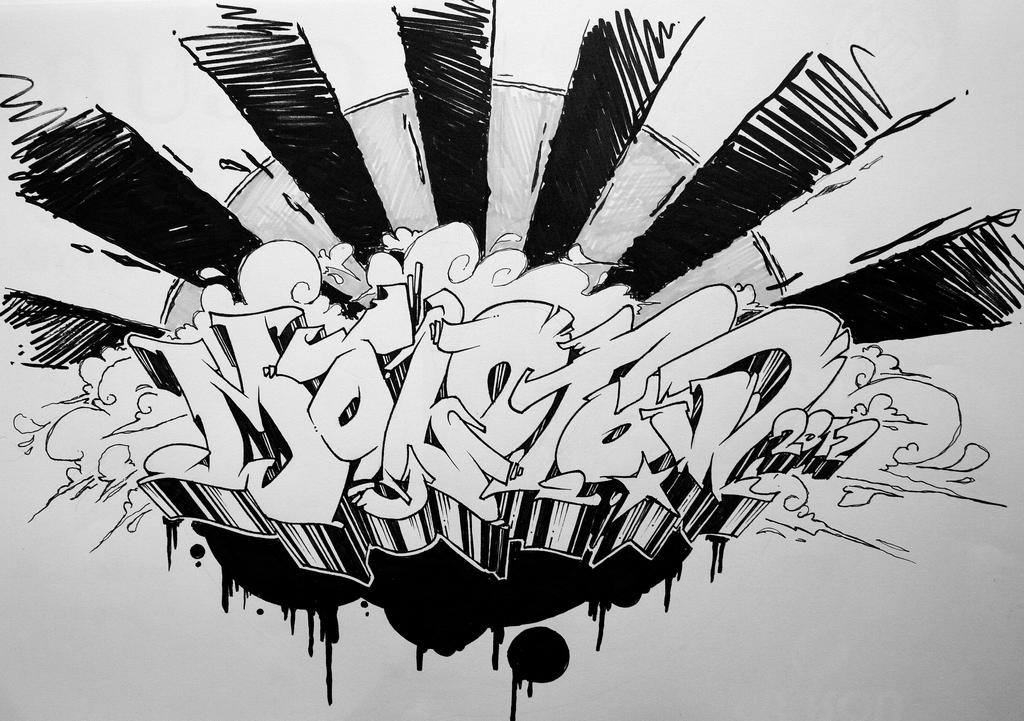 MOLOTOW_sketch_contest by jois85