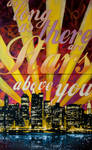 Urban skyline dyptich by jois85