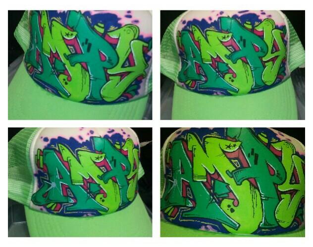 Ampy Cap by jois85