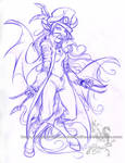 Freebie Sketch - Duld