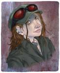 Portrait of Janeen