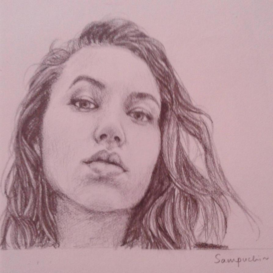 Sarah Close ~ by Sampuchi