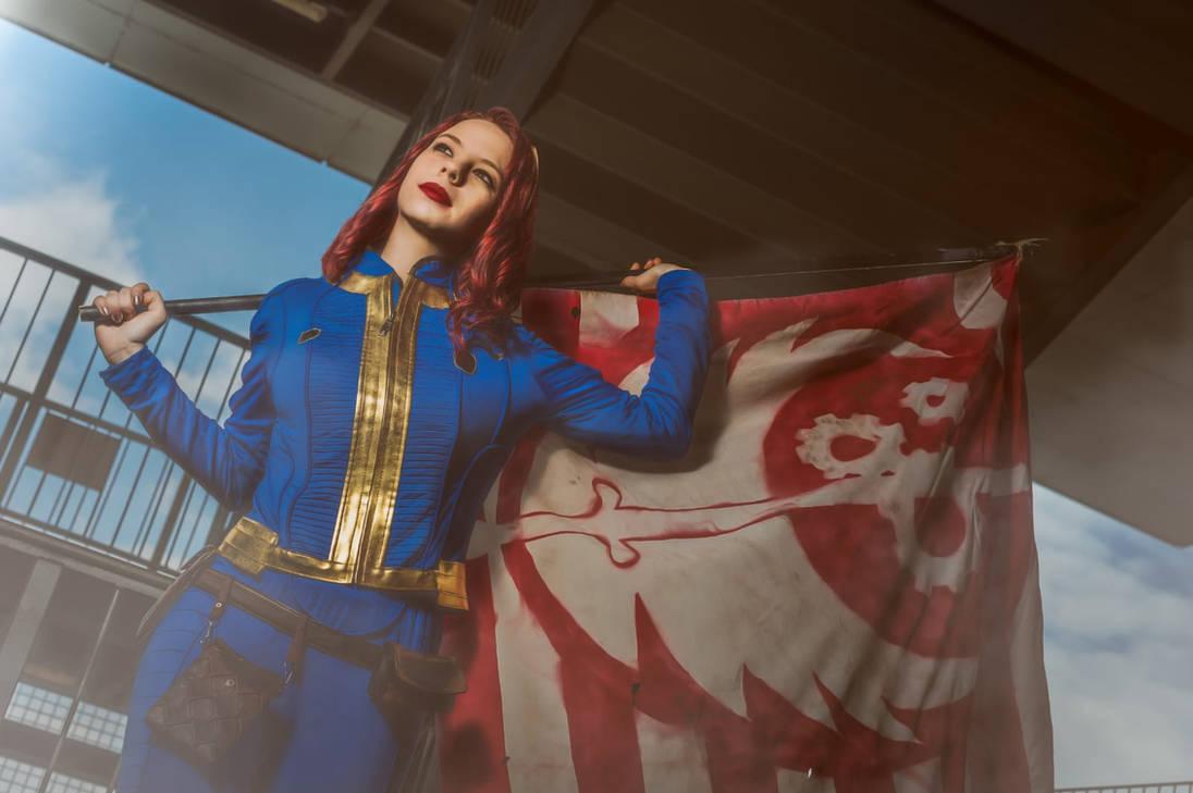 Fallout 4 Fan art - On The Road by ZhouJiaSheng on DeviantArt