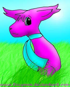 Sad Foxymon -?- by Foxymon