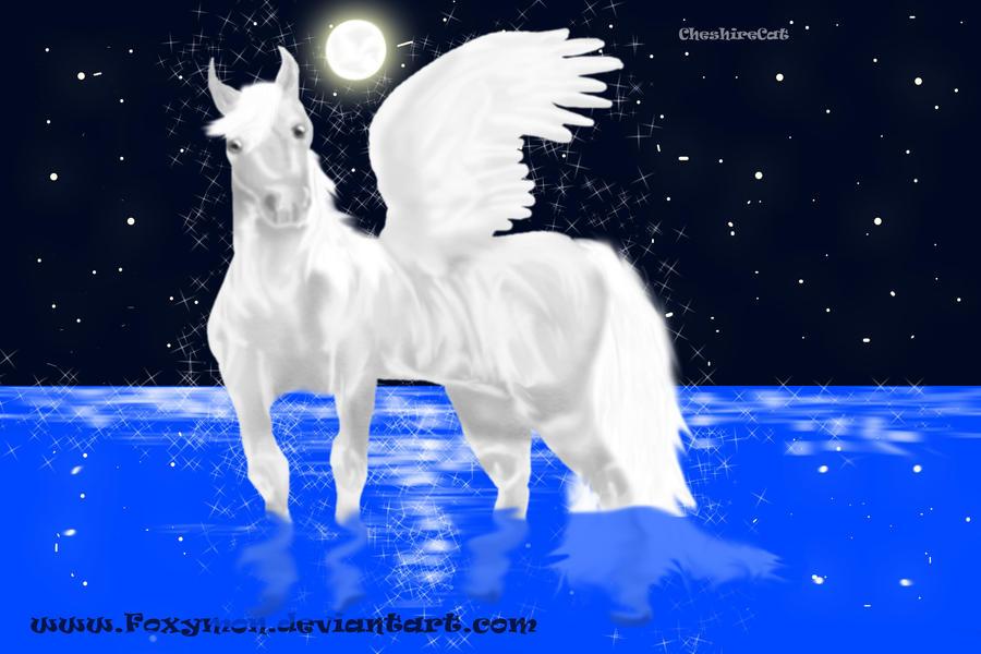 Pegasus by Foxymon