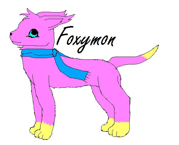Foxymon Quick Ref by Foxymon