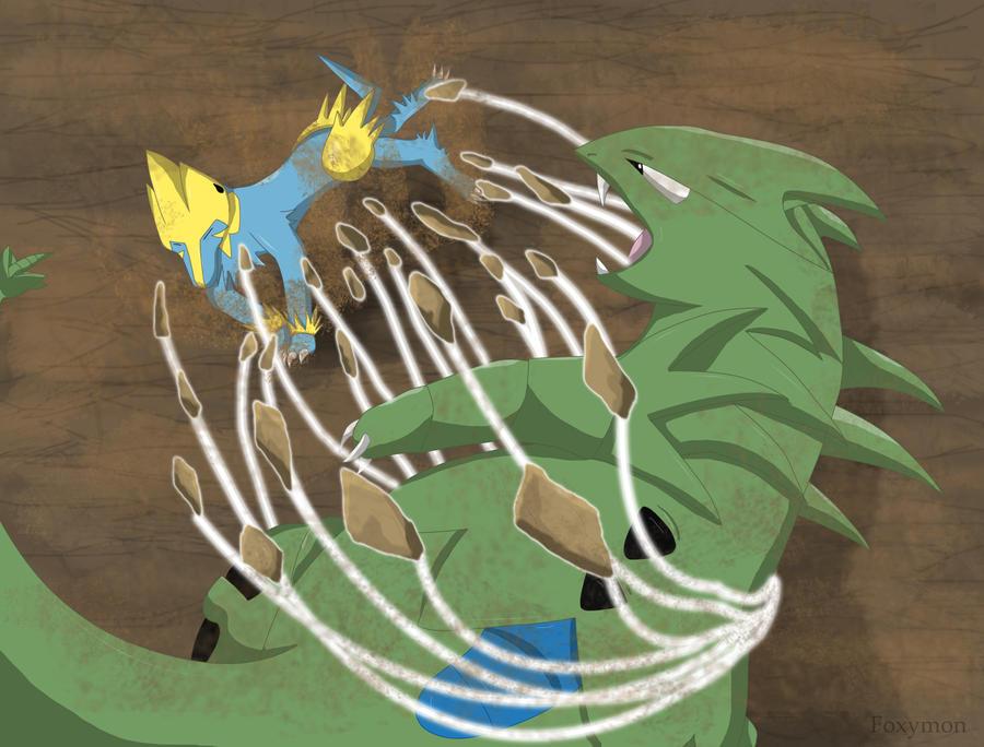 Pokemon Tournament Round 3 by Foxymon