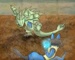 Pokemon Tournament Final Round