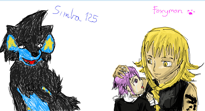 Soul Eater Collab by Foxymon