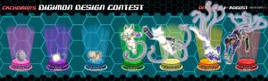 Digimon Evo Line Contest