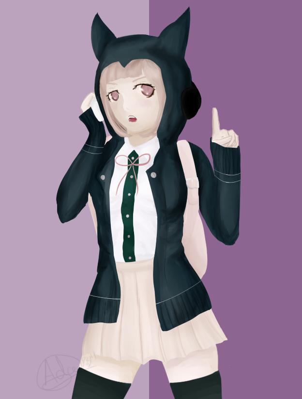 Nanami Chiaki by Foxymon