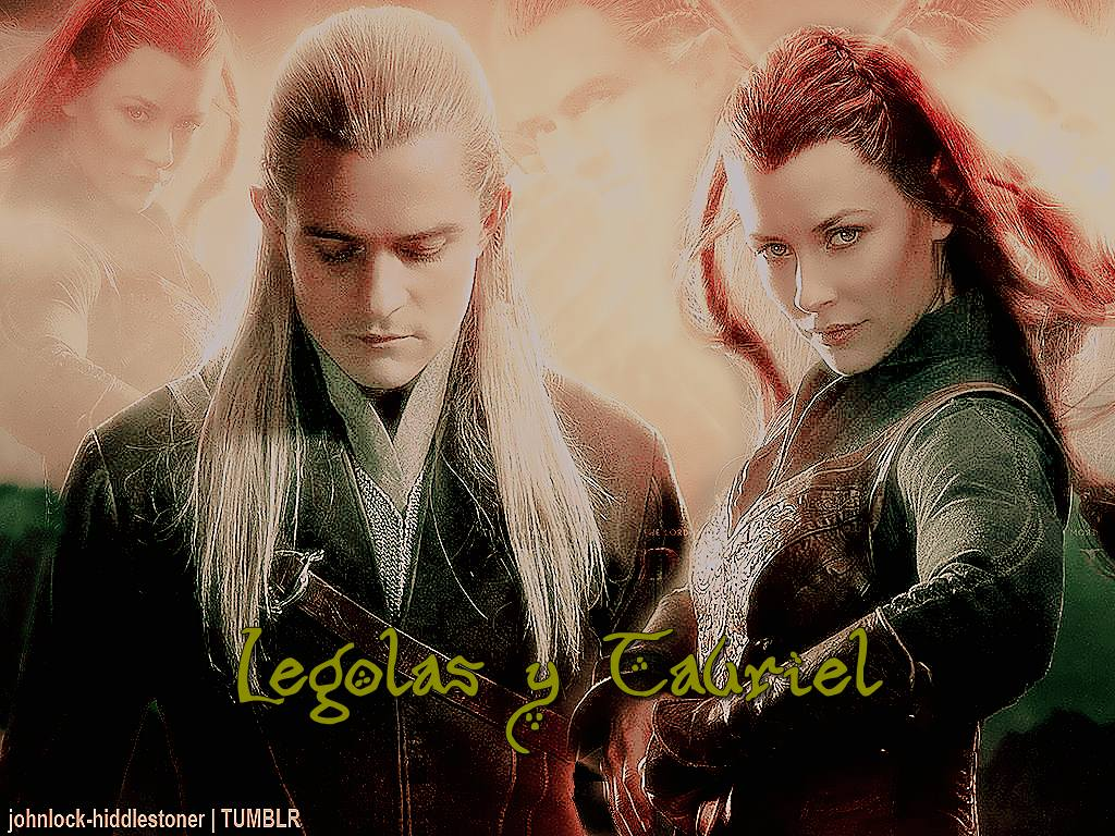 legolas and tauriel Coub GIFs with sound
