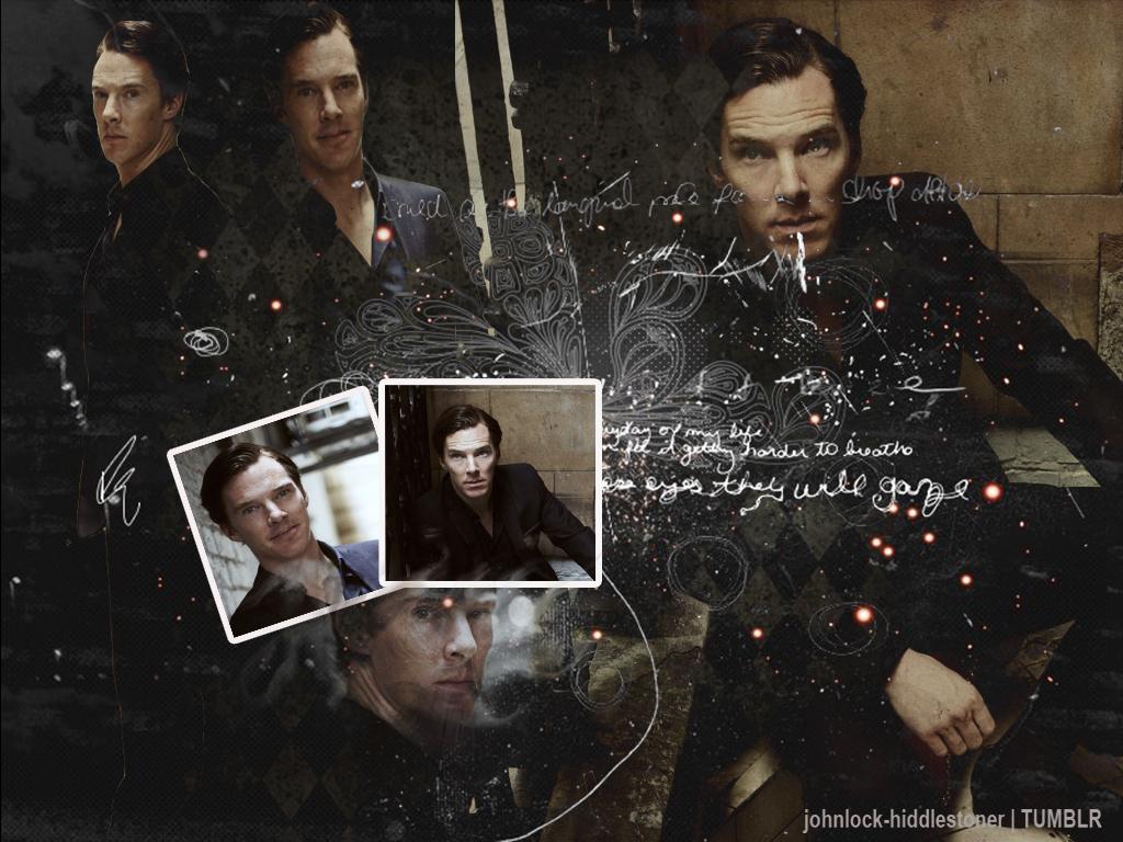 Benedict Cumberbatch And Tom Hiddleston Wallpaper Benedict cumberbatch ... Benedict Cumberbatch