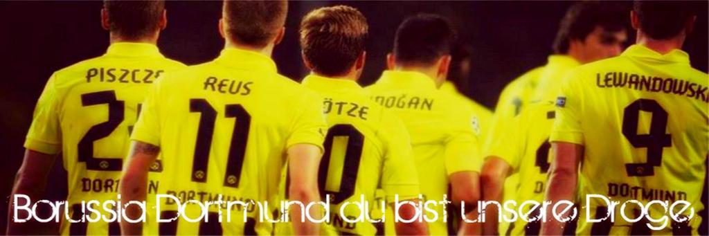 Borussia Dortmund twitter header by MoniiQuita