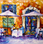 The Yellow Cafe