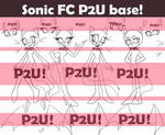 P2U Sonic Base! by Karmin-Dey