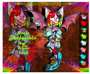 Sonic Adopt auction #11 SOLD by Karmin-Dey