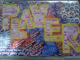 Everyone's a player by Original01