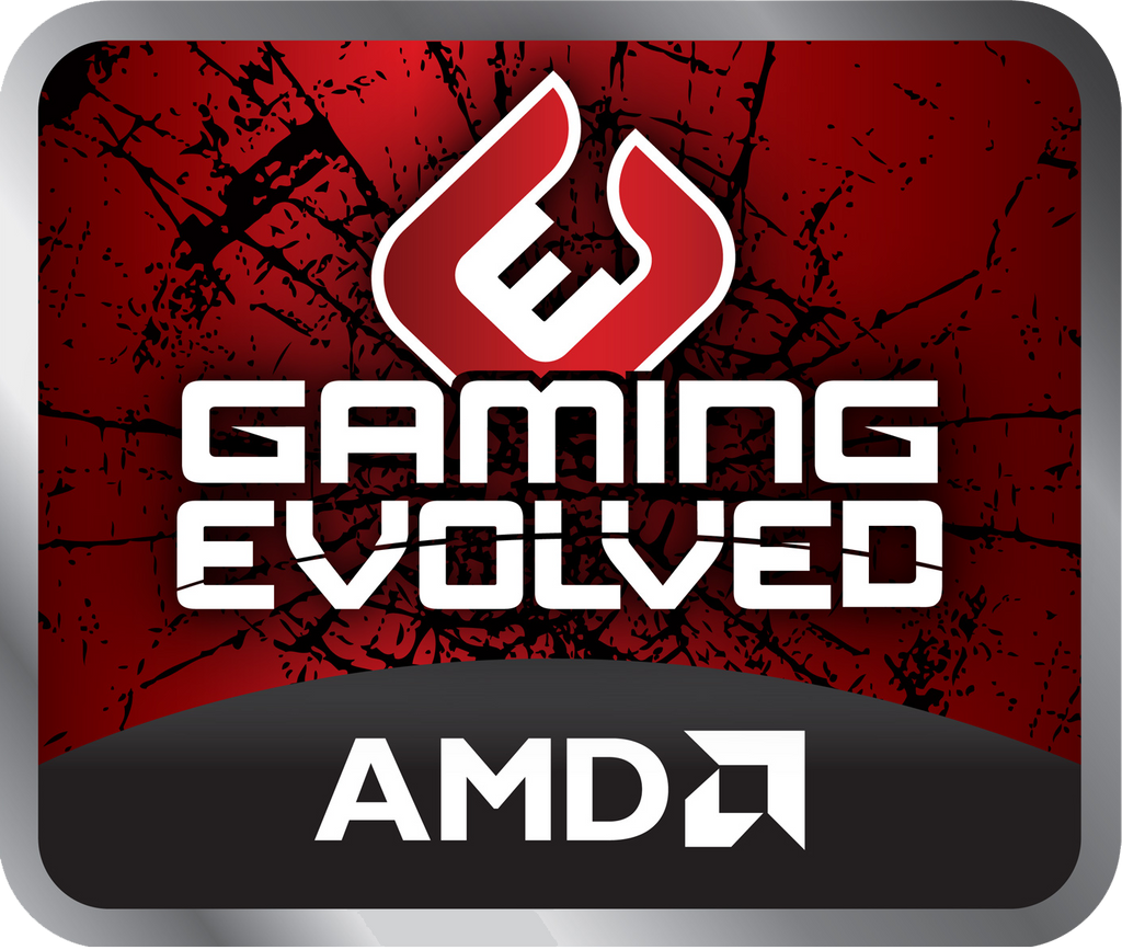 (Original Logo) AMD Gaming Evolved 2011 by 18cjoj