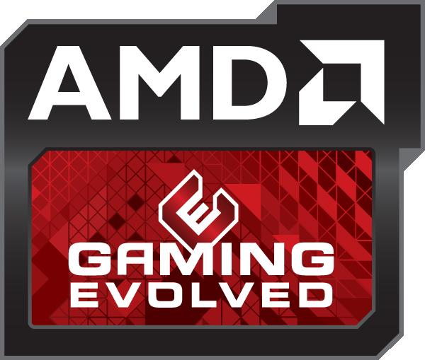 (Original Logo) AMD Gaming Evolved 2013