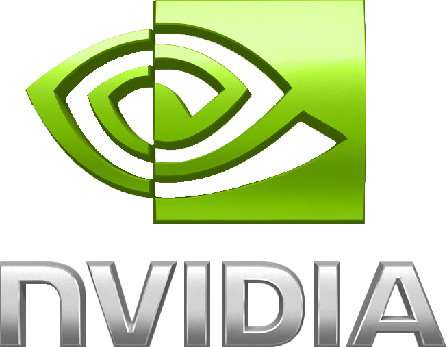 original logo nvidia 3d by 18cjoj on deviantart