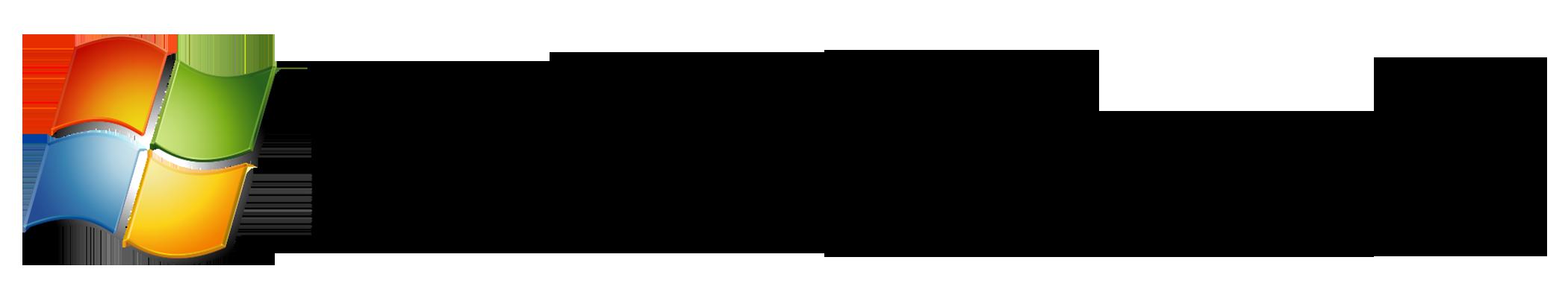 Official Windows 7 Logo  original logo  windows 7 byOfficial Windows 7 Logo