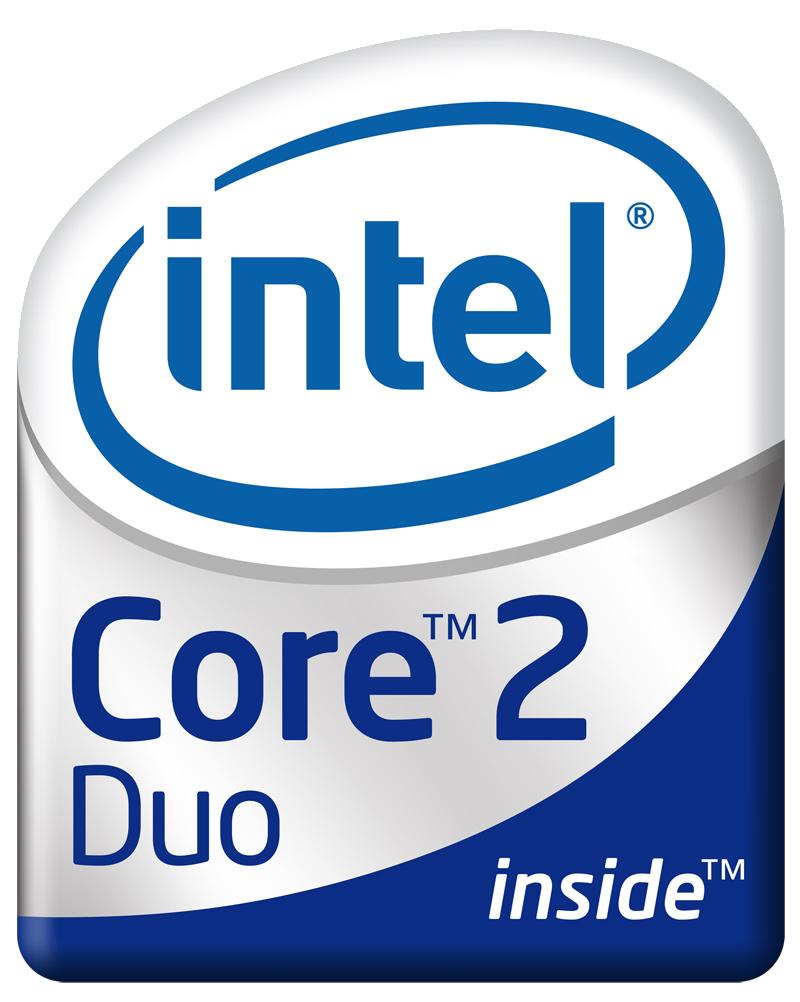 (Original Logo)(v.2) Intel Inside Core 2 Duo