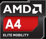 (Original Logo) AMD A4 Elite Mobility 2013