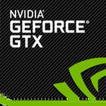 (Original Logo) NVIDIA GEFORCE GTX