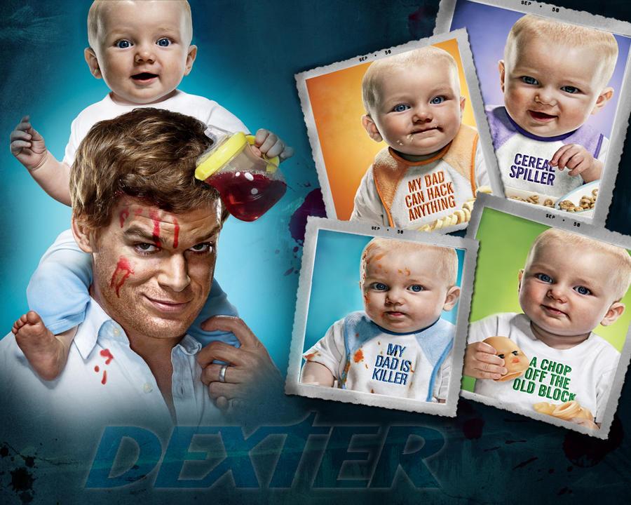 dexter wallpaper. Dexter Season 4 Wallpaper by