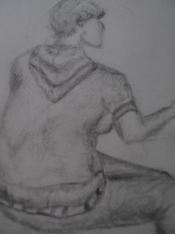 Small Sketchbook 7 by fredrickthemumbler