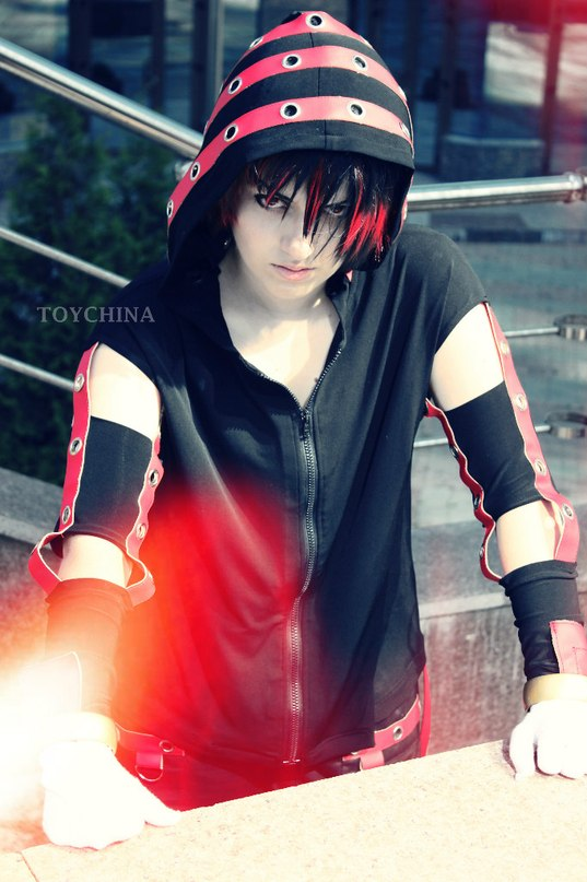 Shadow the Hedgehog cosplay by - 85.5KB