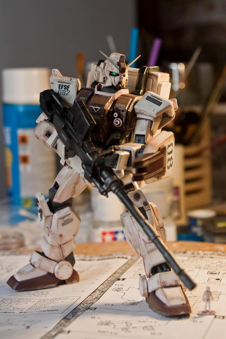 Grunt Gundam by HobbyV