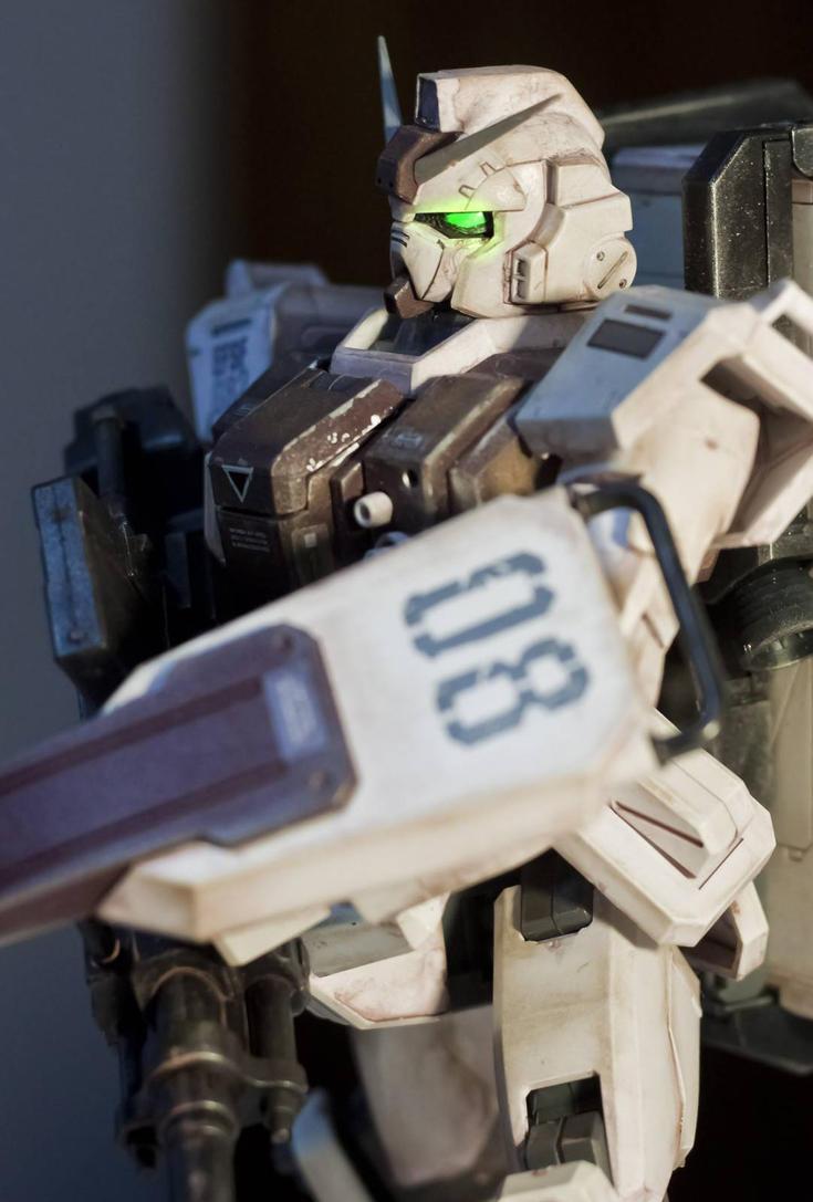 Ground Gundam ID by HobbyV