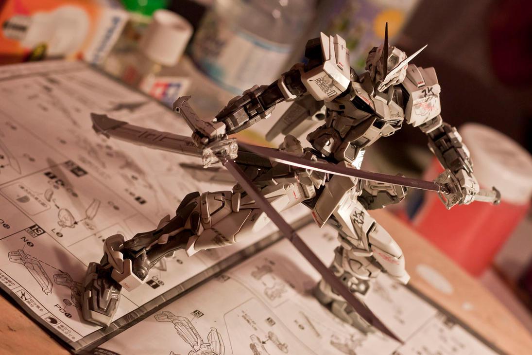 Astray Gun Frame III by HobbyV