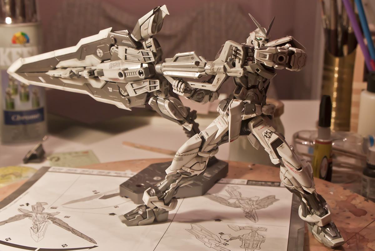 Astray Gunframe VII by HobbyV