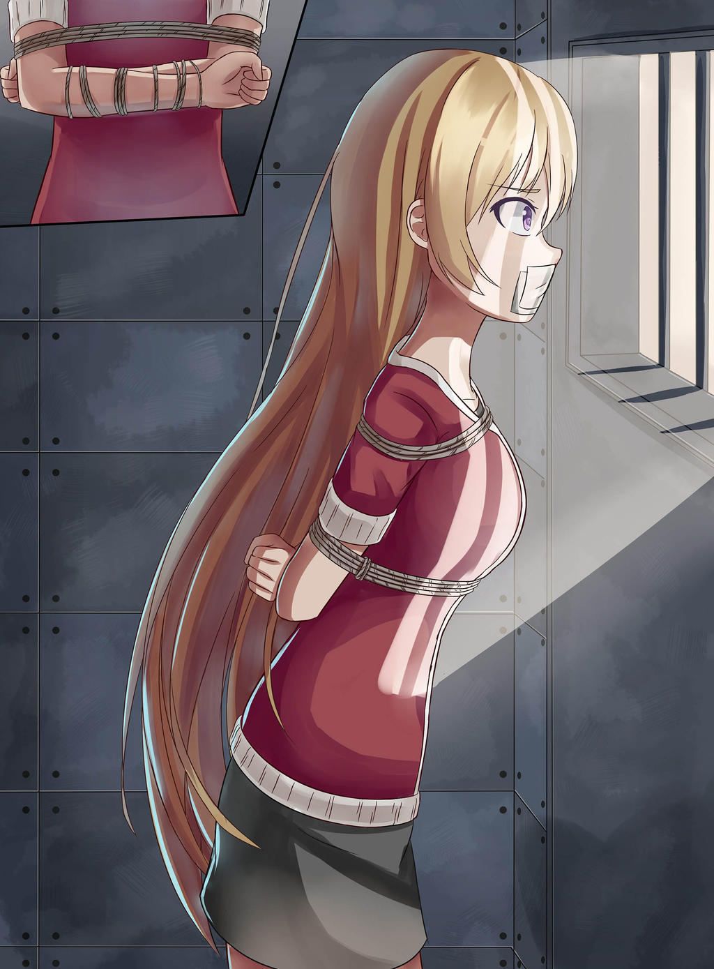 Hostage by cailin020 on DeviantArt