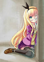 Isurugi Mio by cailin020