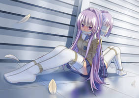 Kyou and Ryou by cailin020