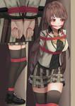 schoolgirl captive