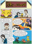 Pokemon Nomad chapter 1 Pg 2