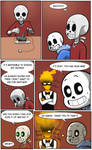 undertale green Chapter 2 Page 29
