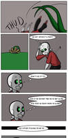 Undertale Green Chapter 3 Page 19 by FlamingReaperComic