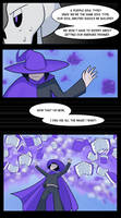 Undertale Green Chapter 4 Page 22