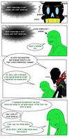 Undertale Green Chapter 5 Page 8 by FlamingReaperComic