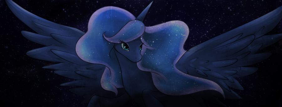 Luna by MonochromaticBay