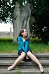 Posing practice with Oriko 1/4