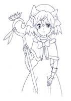 Lily fanart by frolka